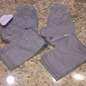 2 Boys Nike Pants